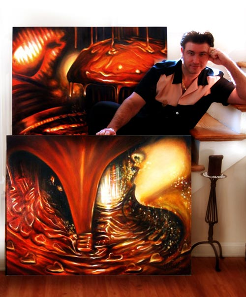 View all the Recent News Articles on Celebrity Artist Michael Bell